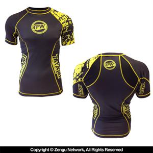 Tatami Short Sleeve Flex Rashguard